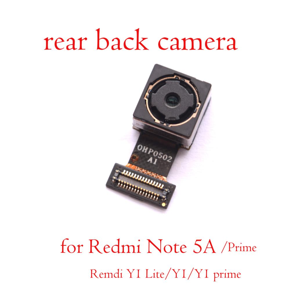 New Original Back Camera Rear Camera For Xiaomi Redmi Note 5A /Prime Redmi Y1 /Y1 Lite/Y1 Prime