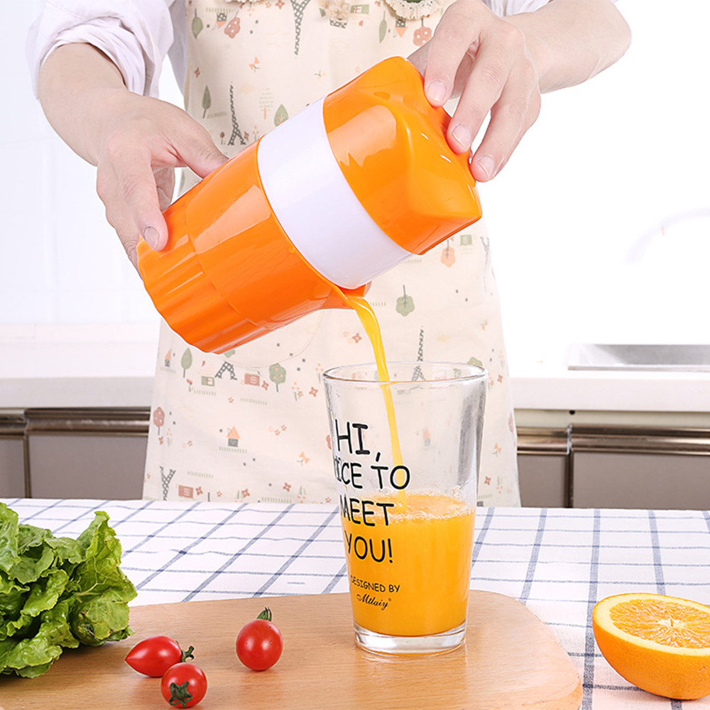 Juicer Press Fruit Juicer Mini Fruit Squeezer For Citrus Orange Lemon Portable Juicer Machine Household
