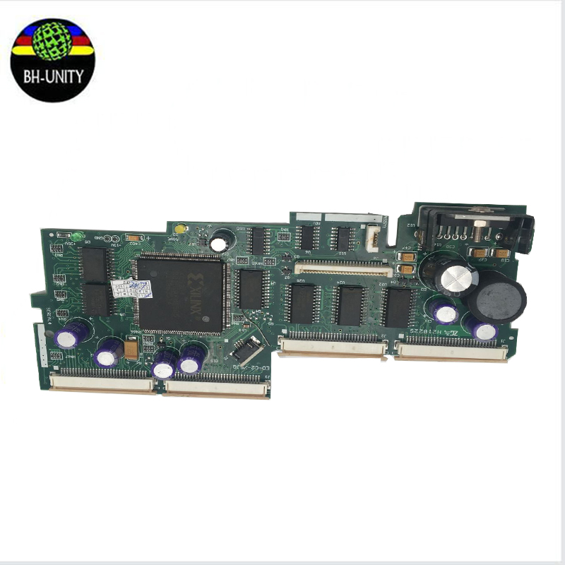 Best price!novajet 750 inkjet printer carriage board head board for eco solvent printer for skycolor brand new lecai inkjet printe spare parts novajet 750 1000i main board for sale