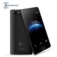 KenXinDa S7 4G Mobile Phone Android 7.0 2GB+16GB Quad Core Smartphone Dual Rear Camera 5.0 Inch Fingerprint Cell Phones 4500mAh