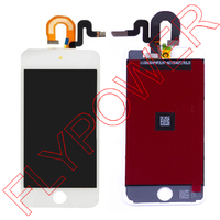 For Ipod Touch 5th 5 Display Screen LCD Screen Display With White Touch Screen Digitizer Sensor