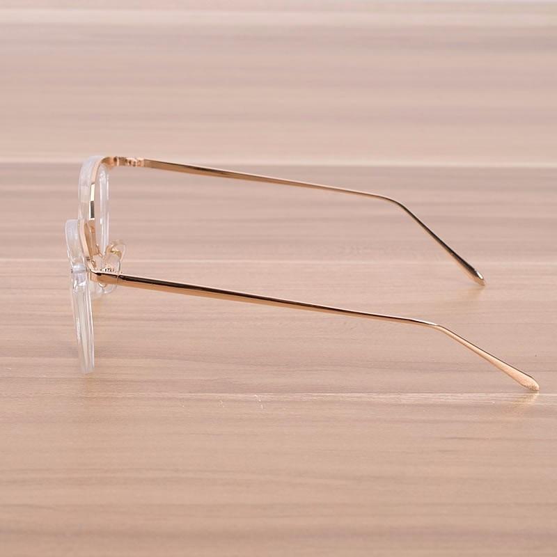 Syzet transparente të modës NOSSA Korniza për syze dhe syze optike - Aksesorë veshjesh - Foto 3