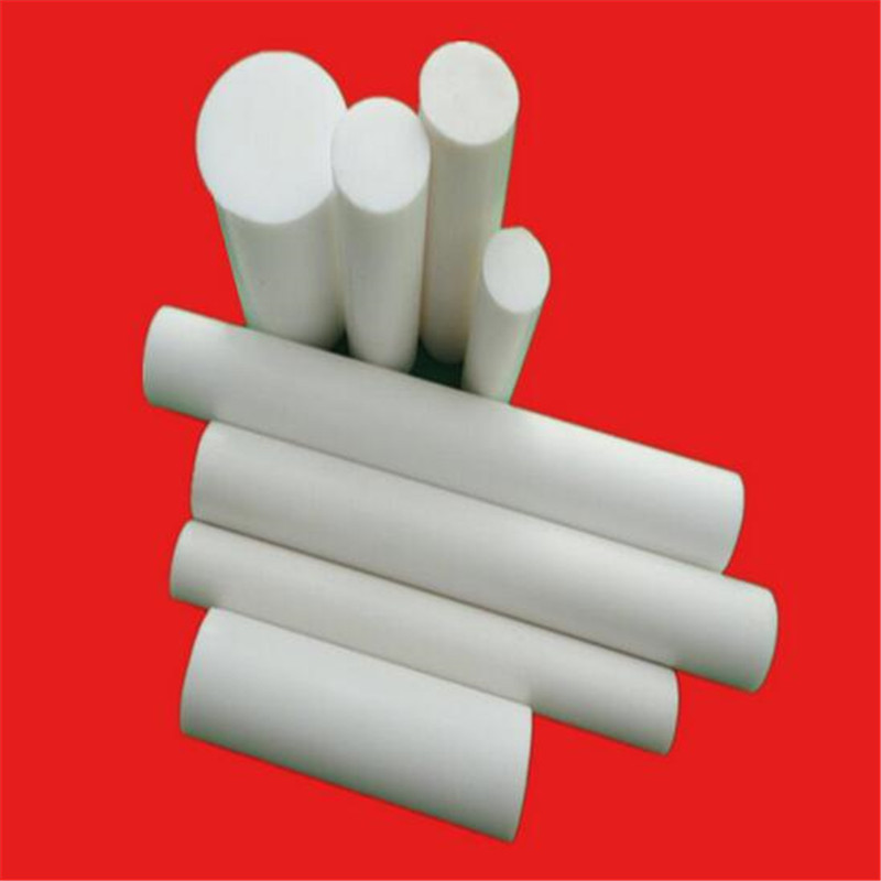2pcs/lot diameter 6mm-35mm length 50cm PTFE teflon stick rod polytef PTFE bar solid rod free shipping ptfe stir rod for overhead stirrer