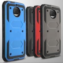 YUMQUA Case For Motorola Moto Z2 Play Z2 Force Case Shock Adsording Hybrid Rugged Impact Protective