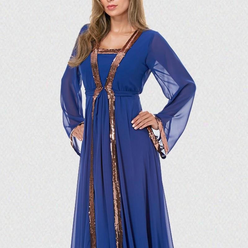 7bf90b8d6163f US $39.9 |2016 quality latest arab ladies caftan fashion chiffon abaya in  dubai muslim dress design islamic clothing for women-in Islamic Clothing ...