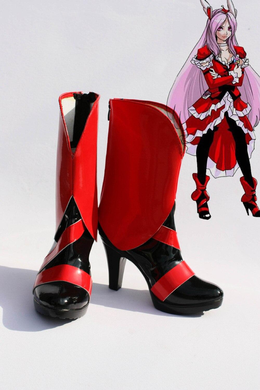 Free shipping Custom cheap Blue Sakura Shoes from