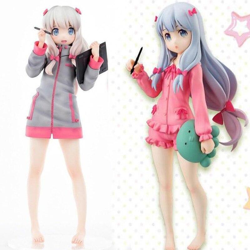 Anime Eromanga Sensei Character Izumi Sagiri 1/8 Scale Painted PVC Action Figure Toys Model for Collection