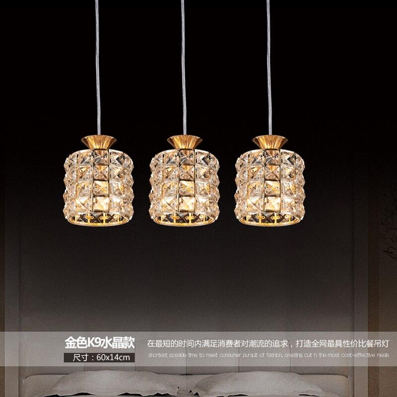 2018 New living room lights led modern mini chandelier crystal pendant lamp2018 New living room lights led modern mini chandelier crystal pendant lamp