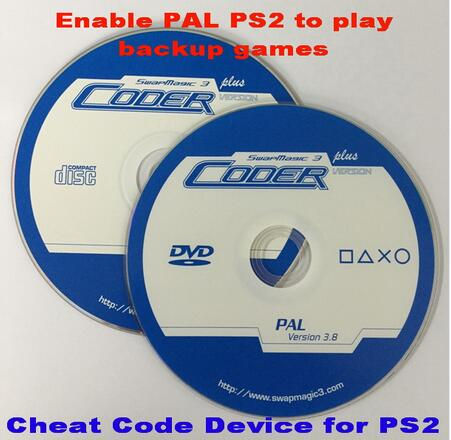 SwapMagic 3 Coder V3 8 PAL CD DVD Slide Tools V4 Parts
