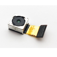 Rear Main Camera For Sony Z3 Compact M55w Big Camera Flex Cable Back Camera Replacement Parts