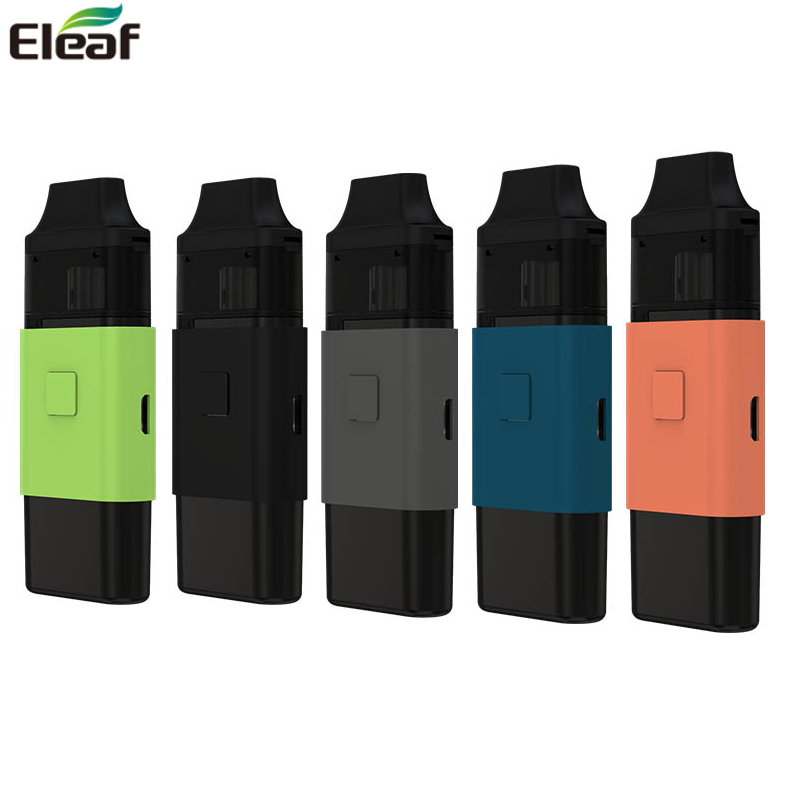 100% Original Eleaf iCard Starter Kit with 2ml and 650mah Capacity fit Eleaf <font><b>ID</b></font> <font><b>coil</b></font> image