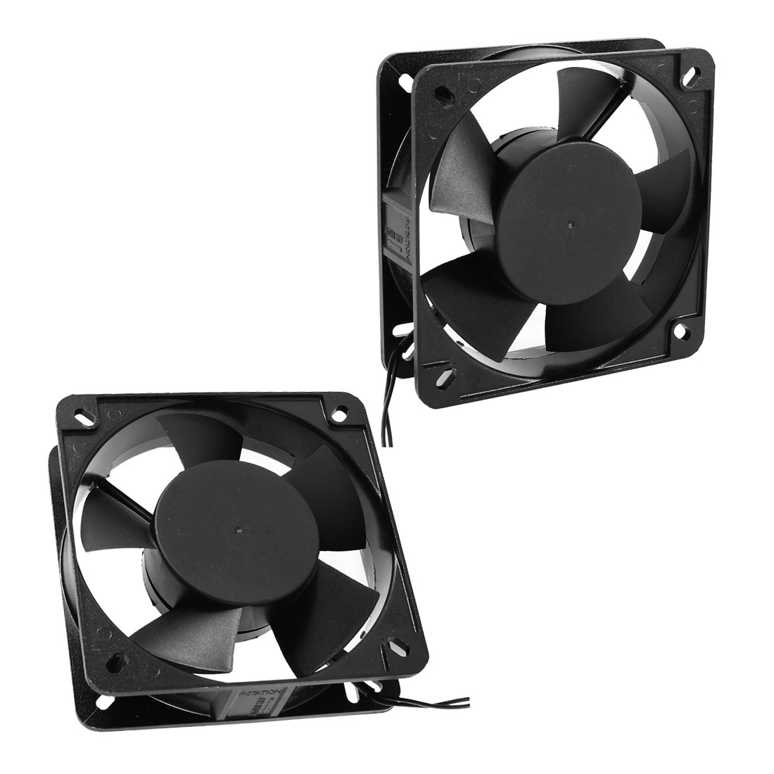 135mm x 38mm 2 Wire Case Cooling Fan Black AC 220V 240V 50/60Hz 0.08A-in  Fans & Cooling from Computer & Office on Aliexpress.com | Alibaba Group
