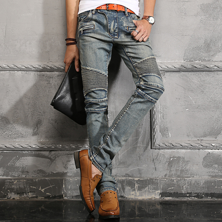 Aliexpress.com : Buy 2015 New Skinny Jeans Men Fashion men's ...