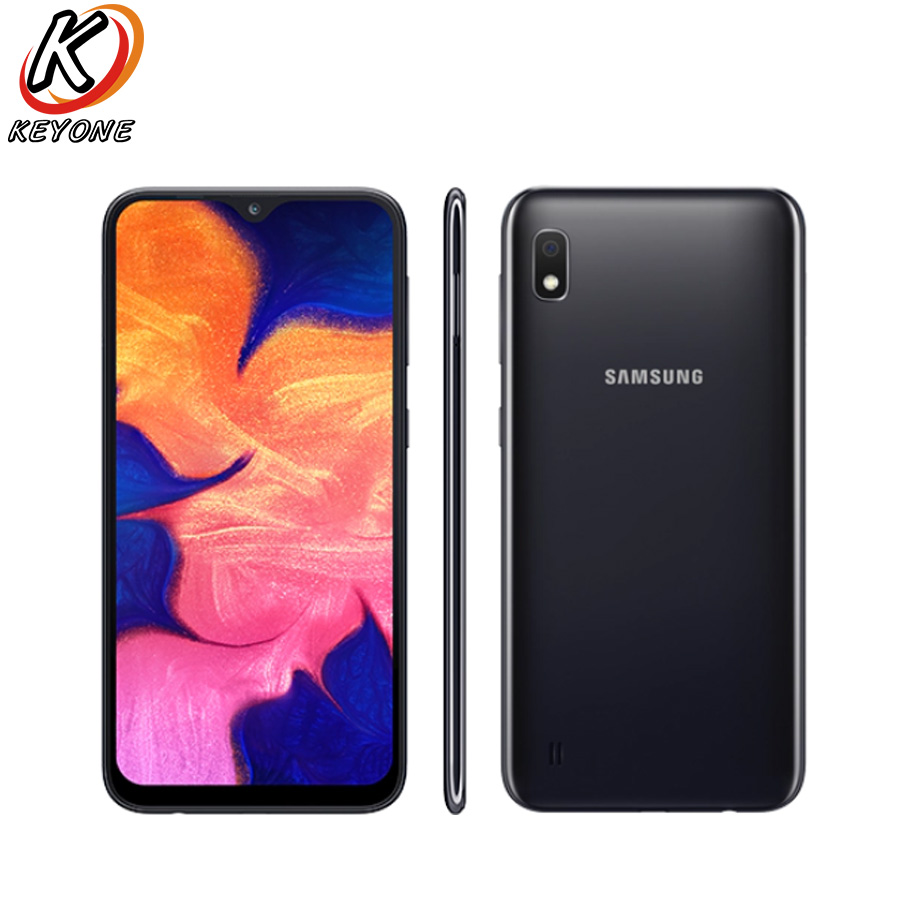 New Samsung Galaxy A10 A105F-DS 4G LTE Mobile Phone 6.2