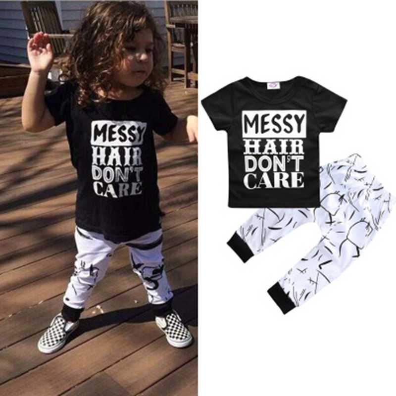 90b33cd4df03 2018 Summer new style punk rock baby boy s clothing sets and ...