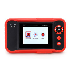 OBDII Code Reader Scanner Test Engine/ABS/SRS/AT CRP123 Auto Diagnostic Tool
