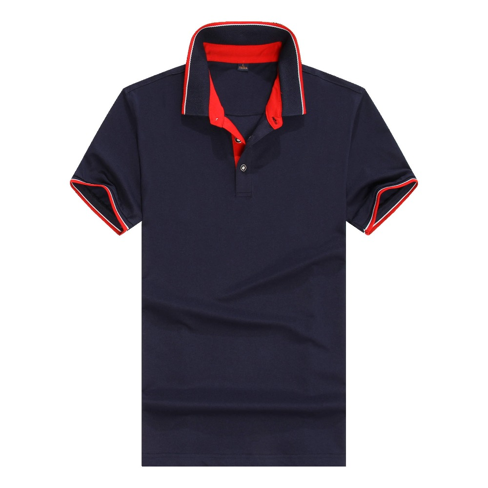 Best Quality   Polo   Shirts Short Sleeve Men 2018 New Casual Design Brand Solid 9 Colors Plus size S-XXXL