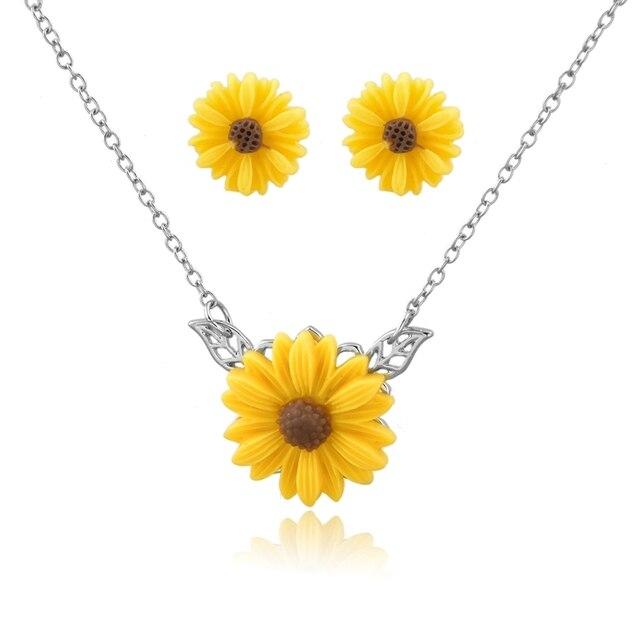 ATTRACTTO White Sunflower...