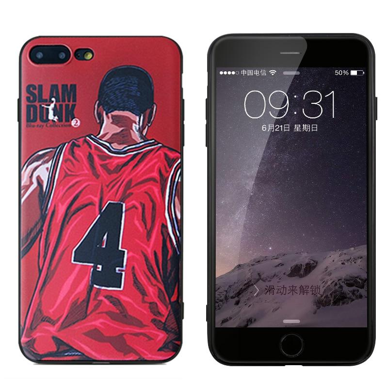Նորաձևության դիզայն Slam Dunk Series - Բջջային հեռախոսի պարագաներ և պահեստամասեր - Լուսանկար 5