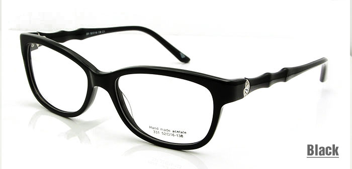Luxury glass Black