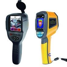 XINTEST ручной тепловой камеры тепловизор ИК инфракрасный термометр Температура тепловизор инструмент для обработки изображений HT-02 HT-18 HT-02D