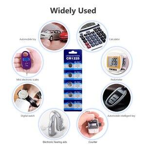 Image 4 - Ycdc 15Pcs LM1225 BR1225 ECR1225 KCR1225 Accu Vervanging 3 V CR1225 Lithium Batterijen Voor Rekenmachine Horloge Speelgoed Klok
