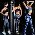 Women High Waist Stretch Pencil Pants Workout Compression Pants Skinny Punk Trousers Leggings