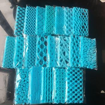 1 Piece Sugar craft  plastic fondant cutter cake mold decorating tools sugarcraft bakeware