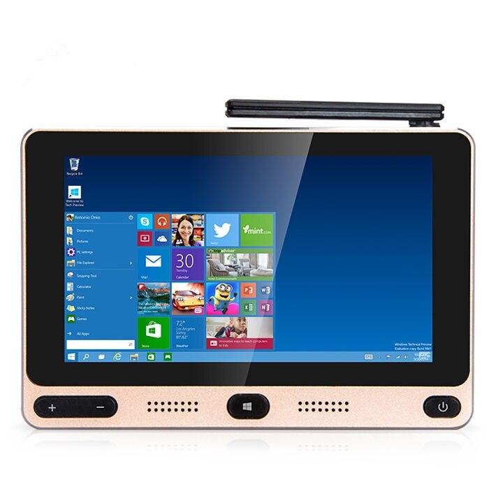 Galleria fotografica Mesuvida GOLE1 pouces IPS Windows10 & Android5.1 TV Boîte <font><b>Intel</b></font> Cherrytrail Z8300 Quad Core 4G 64G mini PC 5G WIFI Set Top boîte