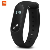 Original Xiaomi Mi Band 2 Smart Bracelet Bluetooth 4 0 Wristband With Pedometer Heart Rate Monitor