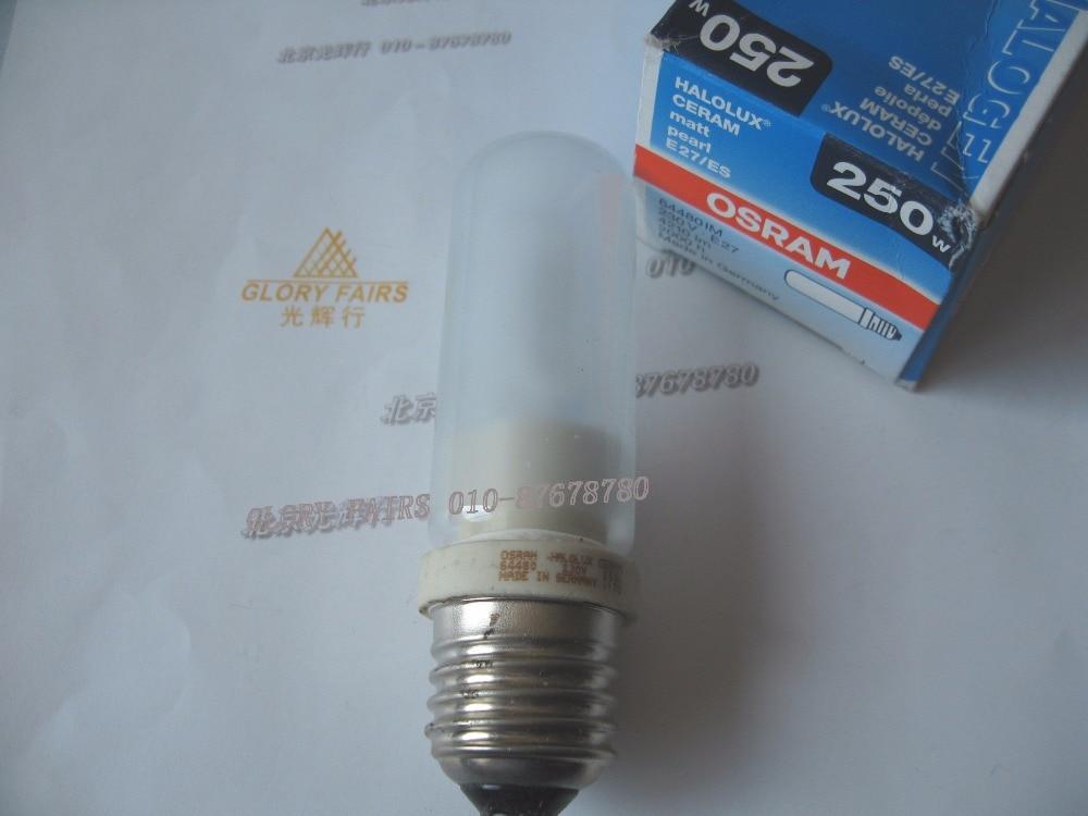 Osram Halolux Ceram 64480  230V 250W Clear Light Bulb