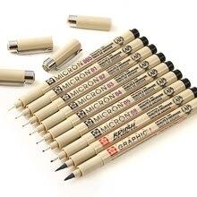 Sakura многоцветная игольчатая ручка кисть для рисования; Ручка