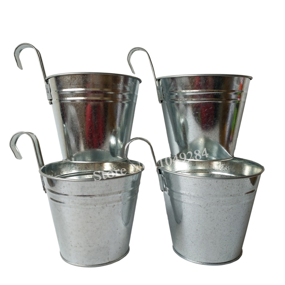 Online Get Cheap Metal Buckets Wholesale