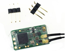 SBUS Frsky 16CH mini Receptor XM + PLUS Mini Drone XM Antena Navio Livre Pista