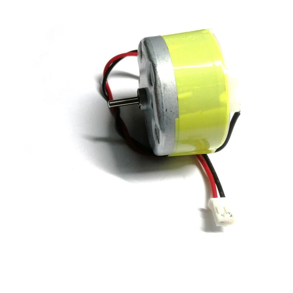 Mijia 2 peças Da Transmissão Da Engrenagem Do Motor para xiaomi & Roborock S50 S51 Robot Vacuum Cleaner Substituição Laser Sensor LDS Mais Limpo motor