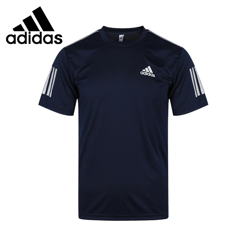 Original New Arrival  Adidas CLUB 3STR TEE Men's T-shirts short sleeve Sportswear