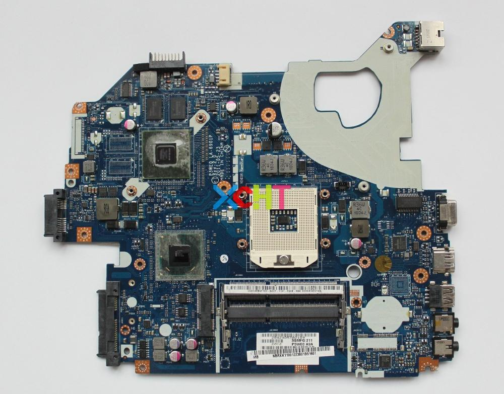for Acer Aspire 5750 5750G NBRXK11001 NB.RXK11.001 LA-6901P Laptop Motherboard Mainboard Tested image