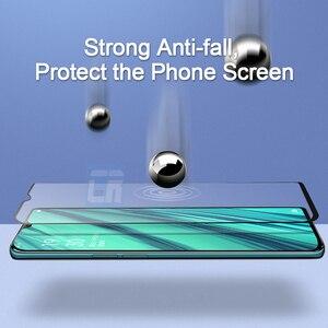 Image 5 - Cubierta completa de vidrio templado para OPPO Realme X Lite Reno Z Protector de pantalla para OPPO K3 A1K A3 A3S A5 a7 A7X A9X película protectora