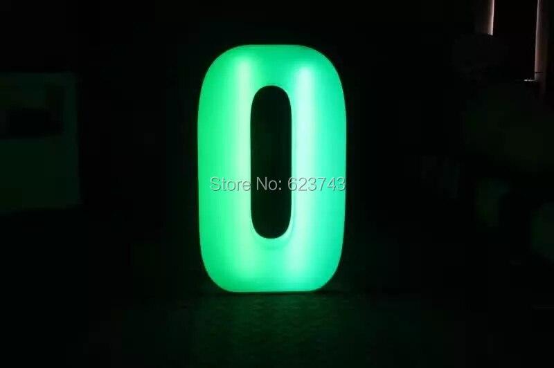 LED light letter-- slong light (2)