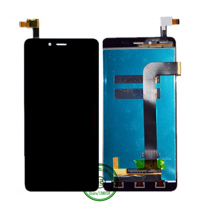 TOP Quality Full LCD Display + Touch Screen Digitizer Assembly For Xiaomi Hongmi Redmi Red Rice Note 2 Note2 Parts Free Shipping
