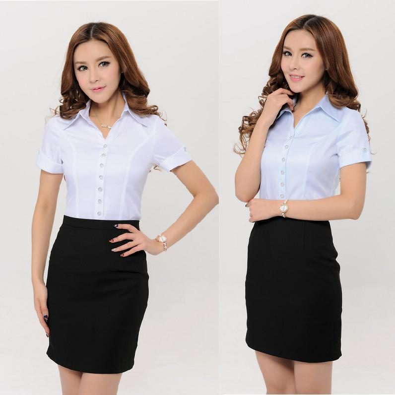 Compare prices on office uniforms design online shopping for Office uniform design 2016