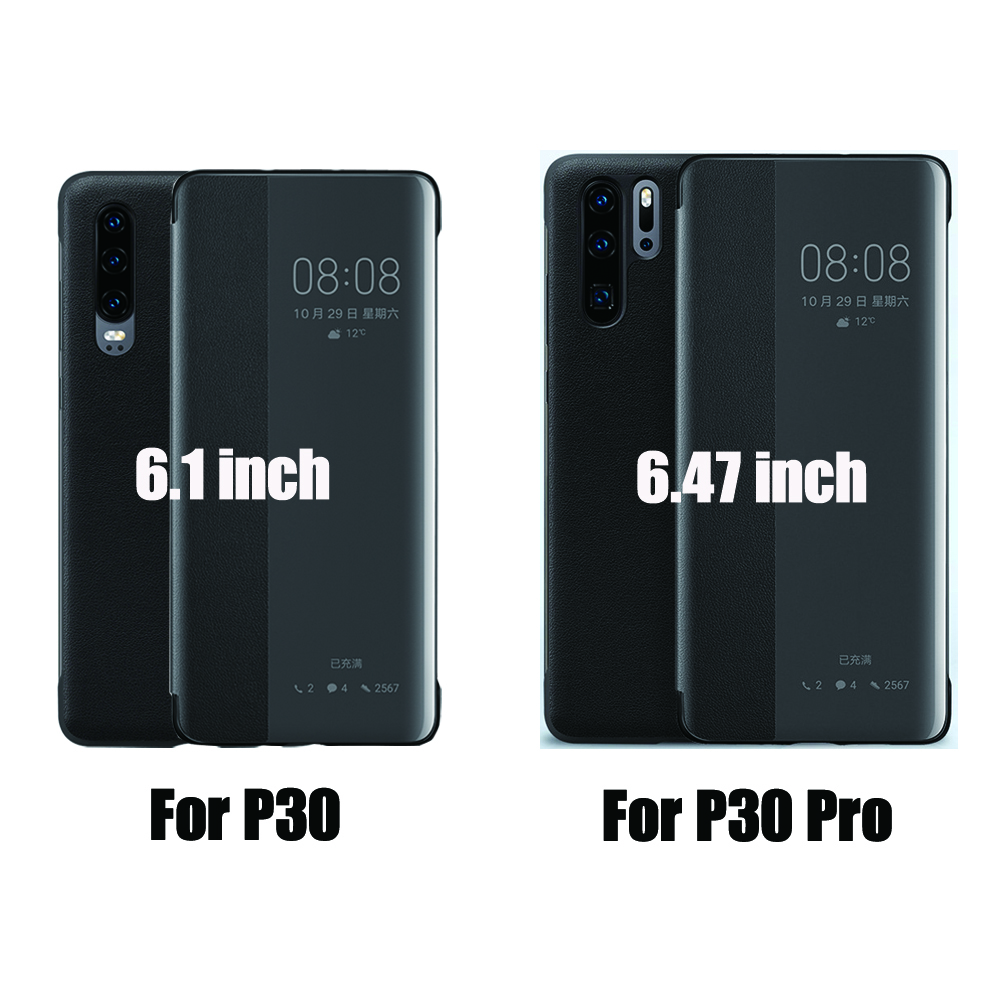 Leather Flip Cover for Huawei P30 Pro P20 Mate 20 Lite X 10 P10 Plus Mate20 Mate10 P 30 P30pro P20pro 20pro Mate20pro 8