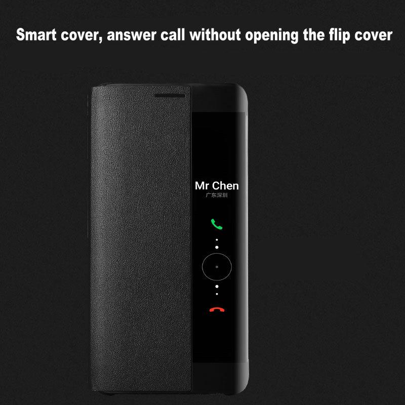 იყიდება Huawei Mate 9 Pro Case Flip Cover PU - მობილური ტელეფონი ნაწილები და აქსესუარები - ფოტო 3