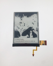 """6 """"100% 새로운 eink lcd 디스플레이 화면 digma r656 전자 책 리더 백라이트 없음 터치 6 인치 무료 배송"""