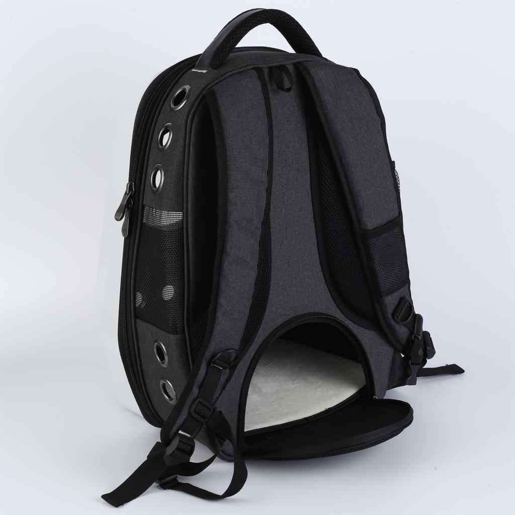 783c732dd4 ... DREAMSOULE Space Capsule Pet Carrier Backpack Waterproof Handbag  Backpack Diamond Shaped Space Cabin Travel Cat Dog