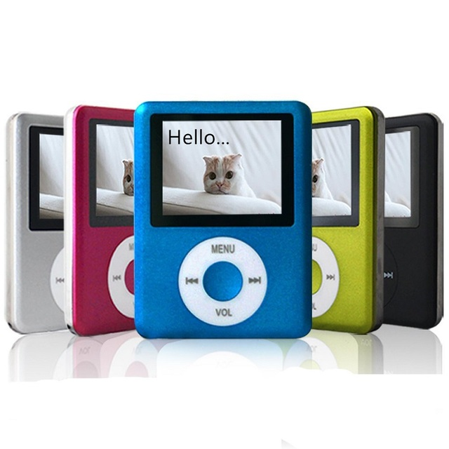 Oem mp4 player 10 Languages Sport mp3 mp4 FM Radio 1.8 inch Lcd Movie Music Player Txt Record 5 Colors Reproductor mp4 Earphones