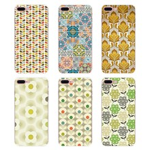 Soft TPU Phone Cover For Huawei Honor 7X V10 6C V9 6A Play 9 Mate 10 Pro Y7 Y5 P8 P10 Lite Plus GR5 2017 Custom Orla Kiely Folio(China)