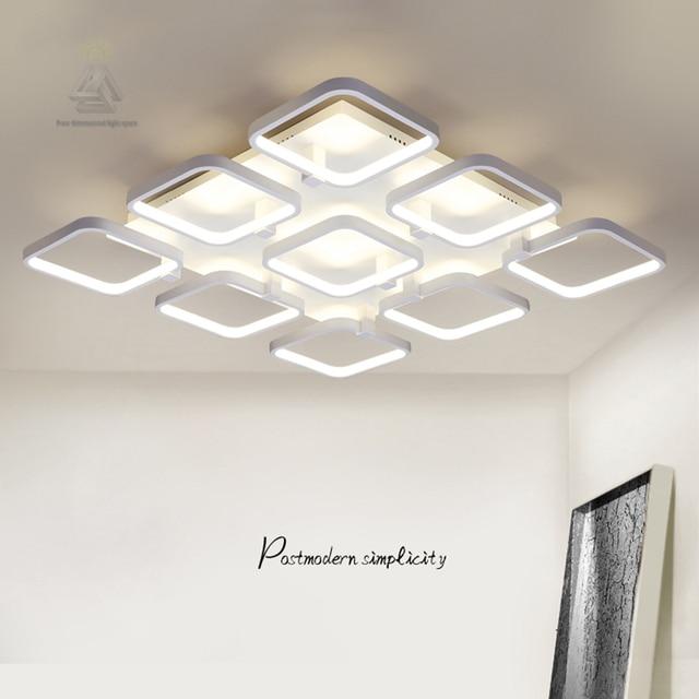 R tro Moderne LED plafonnier pour salon hall d entr e chambre Plafonnier LED accueil Lumi.jpg 640x640 Résultat Supérieur 15 Merveilleux Plafonnier Salon Pic 2017 Kqk9