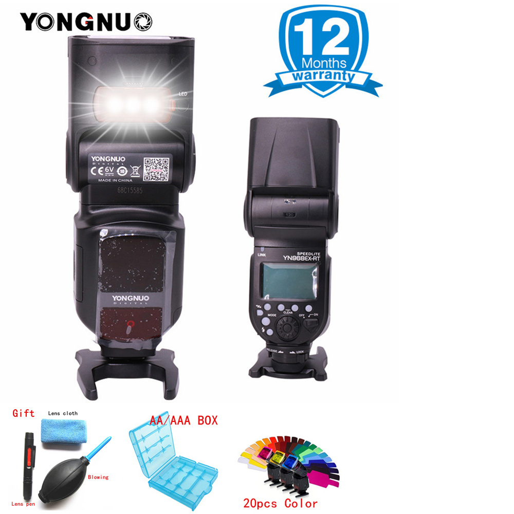 <font><b>YONGNUO</b></font> YN968EX-<font><b>RT</b></font> LED Wireless Flash <font><b>Speedlite</b></font> Master TTL HSS w <font><b>YN</b></font>-E3-<font><b>RT</b></font> Flash Trigger for Canon <font><b>600EX</b></font>-<font><b>RT</b></font>\ST-E3-<font><b>RT</b></font> image