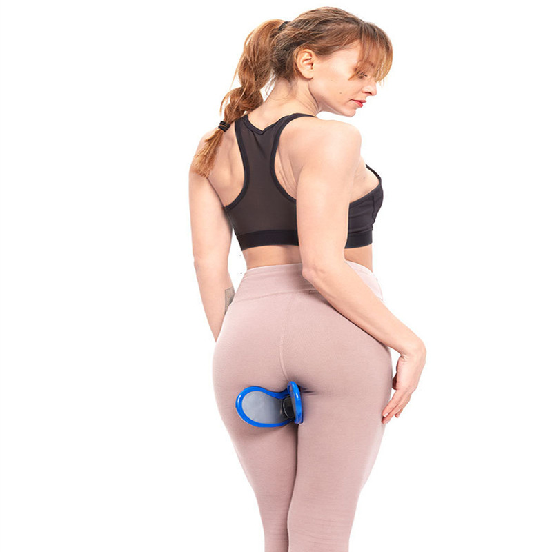 Fashion Women Hip Trainer Postpartum Hip Recovery Mummy Pelvic Muscles Stimulator Buttocks Training Girl Hip Beauty